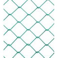 Сетка рабица полимерная 50х50х1,6/1,5х20
