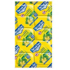 02-115 ЧД пластины от комаров для детей