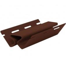 Угол внутренний FineBer к фасадной панели, коричневый 3м