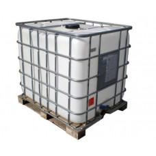 Емкость пластик 1 куб м. Б/У