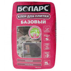 Клей для плитки БАЗОВЫЙ 25 кг