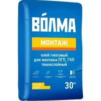 """Клей """"Волма-Монтаж"""",30 кг"""