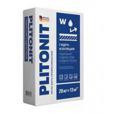 Гидроизоляция Плитонит 20кг