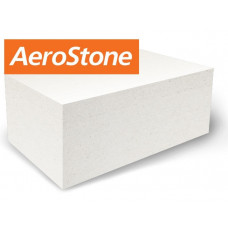 Блок газосиликат AeroStone D500 625х200х100